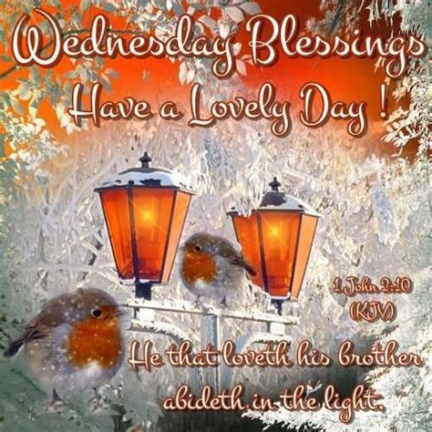 wednesday blessings   lovely day religious quote