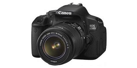 Kamera Eos 650d Di Indonesia di indonesia canon eos 650d quot bebas penyakit quot kompas