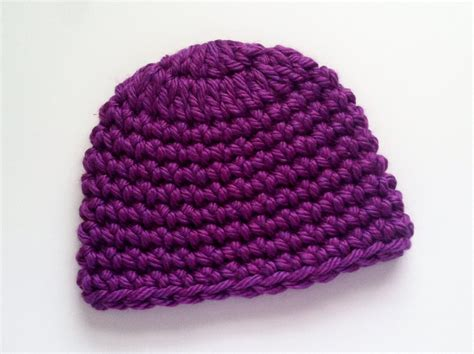 crochet pattern bulky yarn hat purple super bulky crocheted hat handmade skull caps chunky