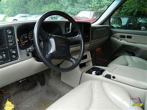 2000 Gmc Interior by Medium Oak Interior 2000 Gmc Yukon Xl Slt 4x4 Photo