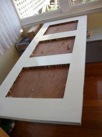 Shaker Bedroom Set door dreaming transforming hollow core doors a green