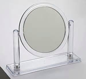 free standing mirror 5x magnification ideal mirror