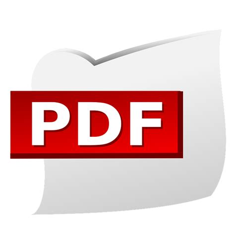 pdf in with pictures free free vector graphic pdf document file type free image
