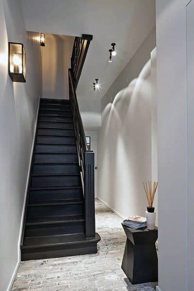 top   painted stairs ideas staircase designs