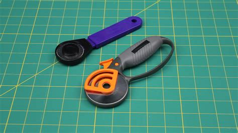 Quilting Rotary Cutter And Mat by Rotary Cutting Professorpincushion Professor Pincushion
