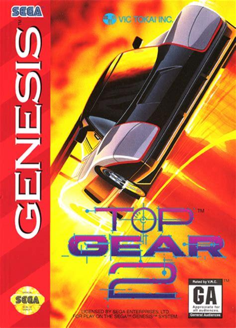 sega genesis top play top gear 2 sega genesis play retro