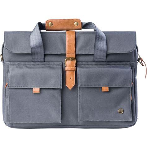 B Internationals Capriccio Laptop Bag The Bag by Pkg International Lb06 Slim Brief 16 Quot Pkg Lb06 15 Gry B H