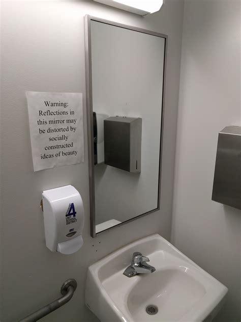 stuff i find as i walk into my school bathroom ace fortress