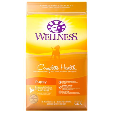 wellness puppy complete health puppy puppy wellness pet food