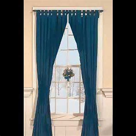 navy tab top curtains curtains navy 100 cotton tab top curtains 84 x 80