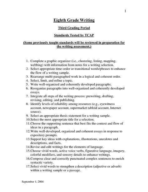 Expository Essays by Sle Resume Sle Expository Essay Middle School Resume Daily