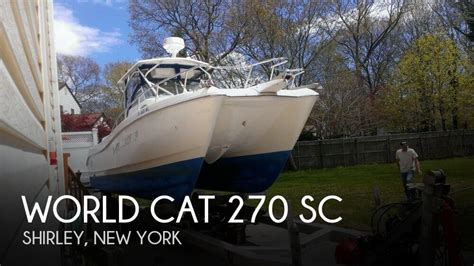 world cat boat dealers florida used world cat boats for sale 2 boats