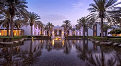 best hotel in muscat the best hotel in muscat chedi muscat oman family