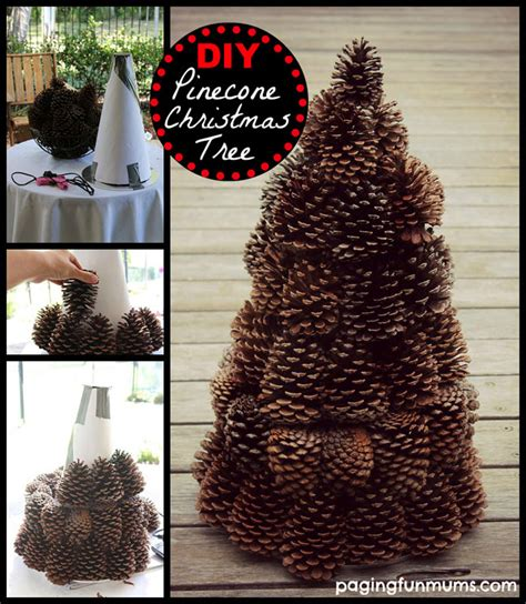 pine cone tree craft project craftaholics anonymous 174 25 pine cone crafts