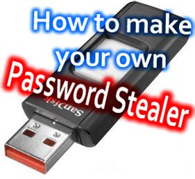 tutorial how to hack a facebook account stealer password create your own usb password stealer haxf4rall