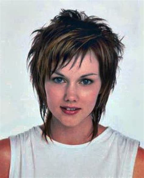 Shaggy Hairstyles For by Shaggy Hairstyles For