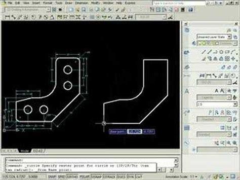autocad 2007 tutorial in telugu curso atualiza 231 227 o autocad 2008 2d aula editando uma