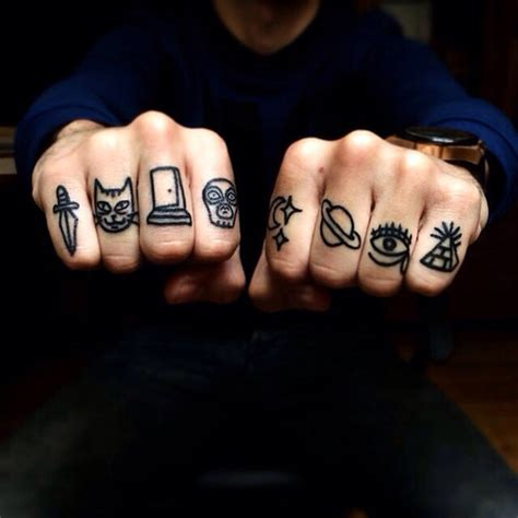 knuckle tattoo ideas knuckle tattoos designs ideas and meaning tattoos for you