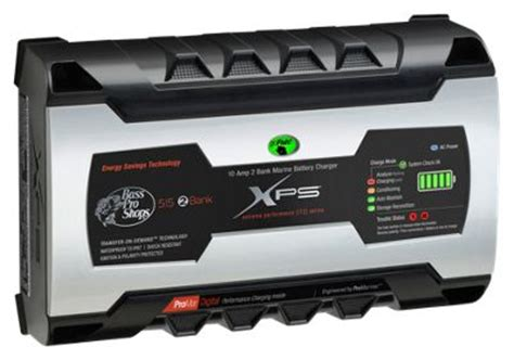 bass pro shops boat battery charger xps bass pro shops xps it2 5 5 onboard battery charger bass