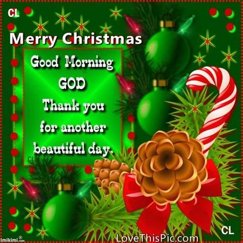 merry christmas good morning god pictures   images  facebook tumblr pinterest