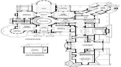 Custom Estate Home Plans by Hton Style House Floor Plans South Hton Style Homes