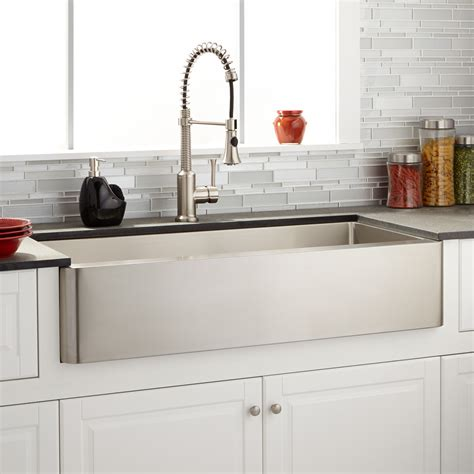 42 inch stainless steel farmhouse sink 30 beautiful 42 farmhouse sink