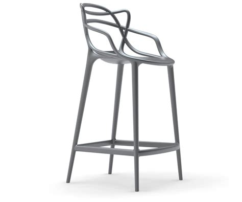kartell bar stool masters bar stool by starck quitllet for kartell