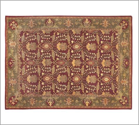 New Pottery Barn Handmade Persian Franklin Rug 8x10 Rugs Pottery Barn Franklin Rug