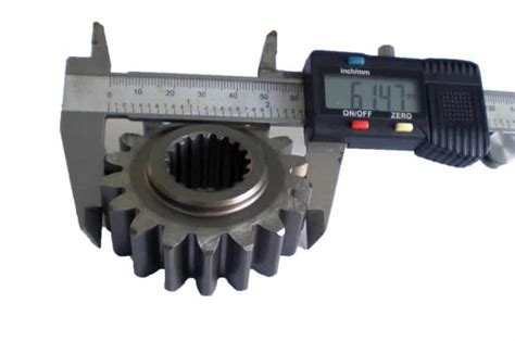 Spare Part Gear Honda oem 66706 14790 original gear pto 18tx18t b7100 stavros