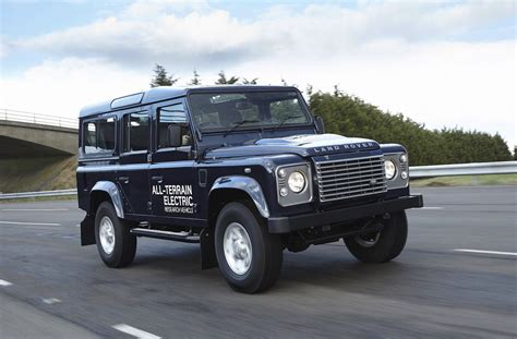 defender land rover off road land rover electric defender off road ev headed for