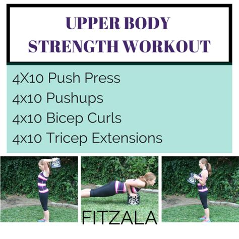 strength at home 2 a no equipment workout for