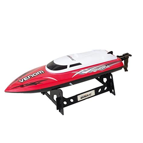 for children rc adventure udi001 venom remote control boat for pools lakes and