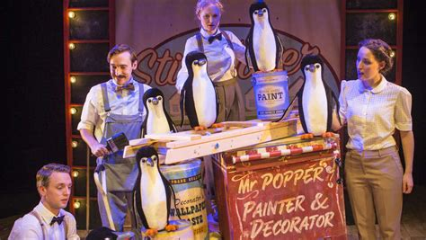 Penguins Giveaway Schedule - deal kimmel center presents mr poppers penguins at merriam theater frugal philly