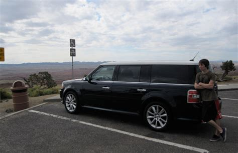 Ford Flex Gas Mileage by Ford 2010 Ford Flex Ecoboost Gas Mileage