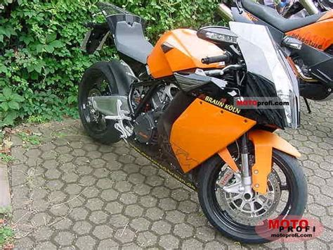 Ktm Rc8 Specifications Ktm 1190 Rc8 2008 Specs And Photos