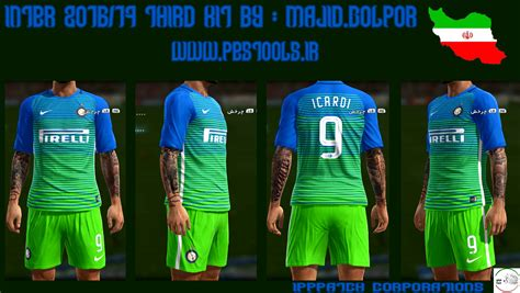 Jersey Inter Milan 3rd 1516 Fullpatch Serie A pes 2013 inter 2016 17 3rd kit by majid glpr pes patch