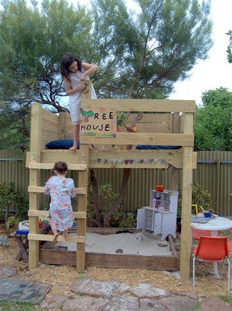 25 best ideas about outdoor forts on diy