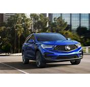 2019 Acura RDX Debuts In New York – Connected