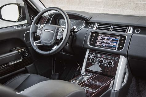 land rover interior 2014 land rover range rover long term verdict motor trend