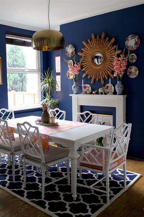 25 Best Ideas About Blue Top 25 Best Blue Dining Rooms Ideas On Blue