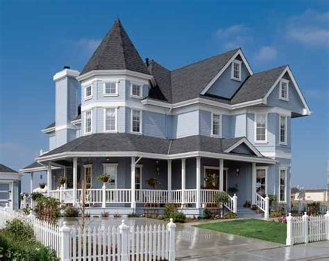 Victorian Style House Plans 3163 Square Foot Home 2 Story 4 Bedroom And 2 Bath 2
