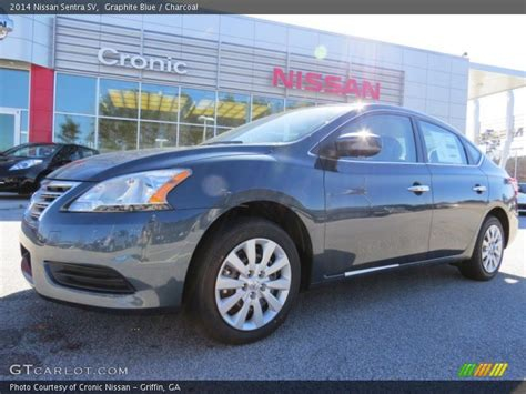blue nissan sentra 2014 2014 nissan sentra sv in graphite blue photo no 91418372