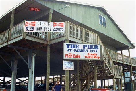 Pier At Garden City by The Pier At Garden City Sc Usa Best Loved Places