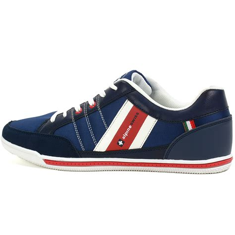 fashion sneakers mens alpine swiss stefan mens retro fashion sneakers tennis
