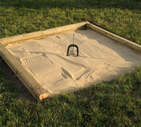 diy horseshoe pit 5 diy home projects to tackle this summer
