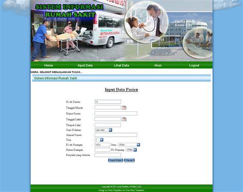 membuat web sekolah sederhana belajar membuat web sederhana dengan html sistem informasi