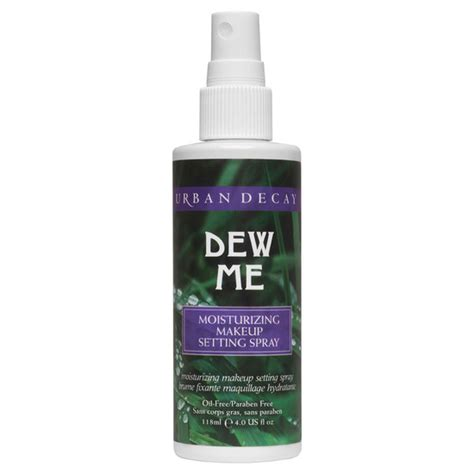 Best Seller Makeup Setting Spray Mist All Skin decay dew me moisturizing makeup setting spray
