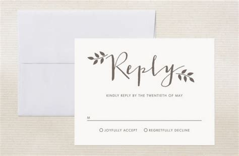 Real Wedding Planning Strategies: Personalizing your RSVP