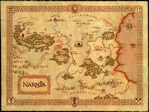 mcn the map of narnia