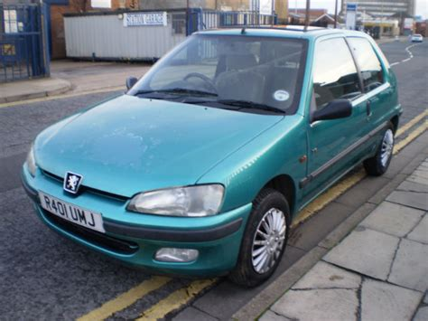 peugeot green peugeot 106 green picture 12 reviews specs buy car